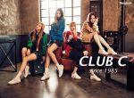 BLACKPINK For Reebok Club C