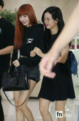 Blackpink Jisoo Airport Style 22
