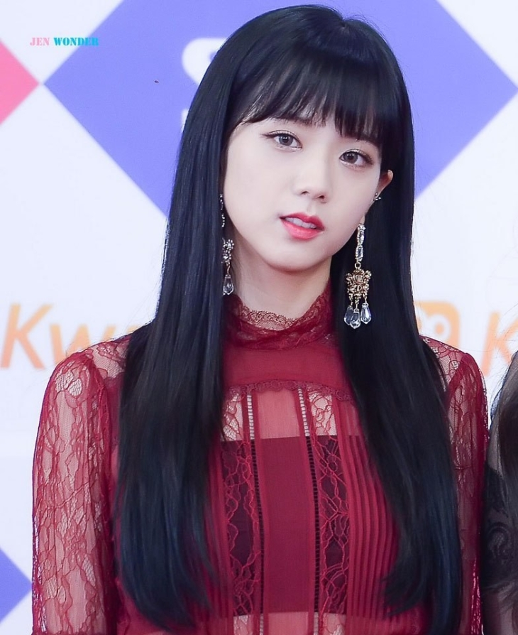 Blackpink-Jisoo-Gayo-Daejun-Red-Carpet
