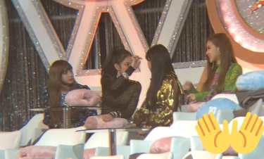 Blackpink Jisoo Jennie Golden Disc Awards 2018