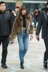 Blackpink Lisa Airport Fashion