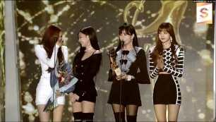 Blackpink Seoul Music Awards 2018