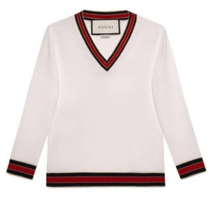 Blackpink Jisoo Gucci Knitted top