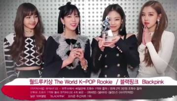Blackpink Gaon Music Awards 2018