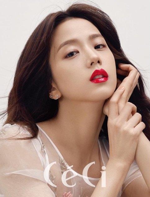Blackpink Jisoo Ceci Korea Magazine March 2018 Issue