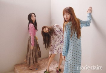 Blackpink Jisoo Jennie Lisa Marie Claire Magazine March 2018 2