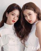 Blackpink Jisoo Rose Ceci Korea Magazine March 2018 Issue