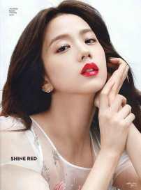 Scanned Blackpink Jisoo Ceci Korea Magazine March 2018