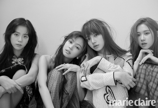Blackpink Marie Claire Magazine March 2018 Issue
