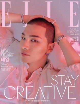 Blackpink Elle Korea April Issue