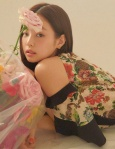 Blackpink Jennie Fashion Elle Korea Magazine April 2018