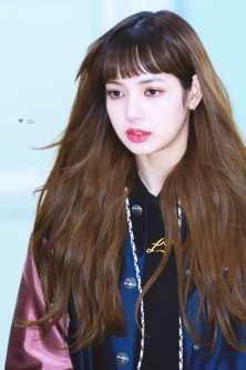 Blackpink Lisa airport Fashion Nonagon hoodie