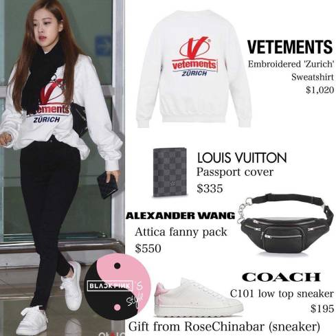 Blackpink-Rose-Airport-Fashion-outfit