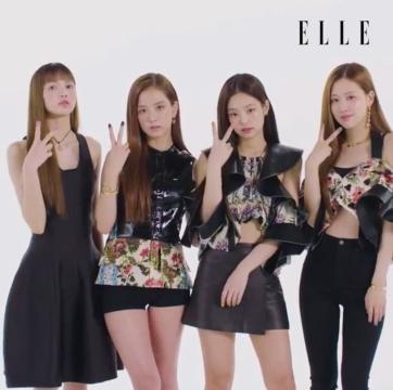 Blackpink-Elle-Louis-Vuitton video 2